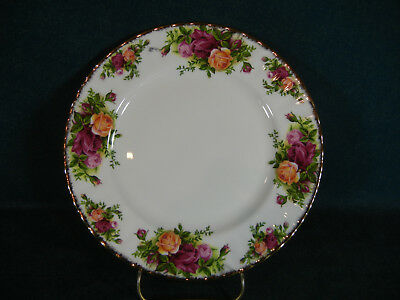 Royal Albert Old Country Roses Salad Plate(s) Made in England