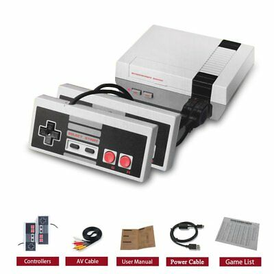 NES Mini Classic Edition Games Console with 500 Classic Nintendo Games