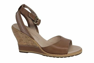 TIMBERLAND EARTHKEEPERS MAESLIN Cork Womens Leather Sandals