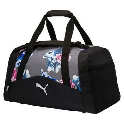 PUMA Fundamentals Sports Bag Graphic M