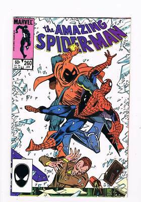 Amazing Spider-Man # 260  Hobgoblin ! grade 9.0 scarce book !!