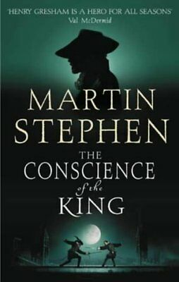 (Good)-The Conscience of the King: Henry Gresham and the Shakespeare Conspiracy