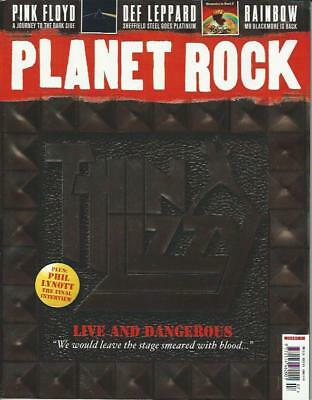 PLANET ROCK MAGAZINE - No.7 (NEW)*Post included to UK/Europe/USA/Canada