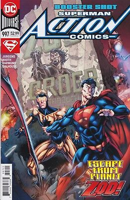 ACTION COMICS (2016) #997 - Cover A - DC Universe Rebirth - New Bagged