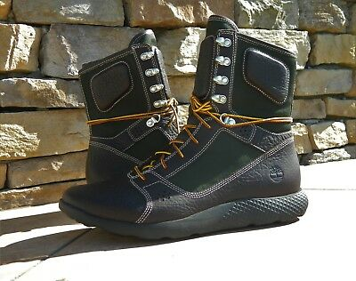 e438ff340984 TIMBERLAND LIMITED RELEASE Brown FlyRoam Tactical Leather Boots size ...
