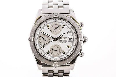 Breitling Chronomat Automatic Chronograph Stainless Steel Watch A13352