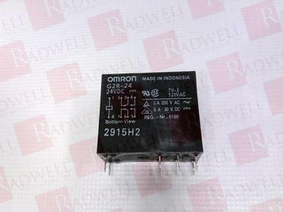 OMRON G2R-24-DC24 (Used, Cleaned, Tested 2 year warranty)