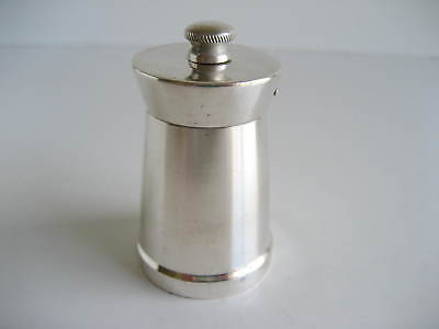 Vintage Cased Sterling Silver Pepper Mill