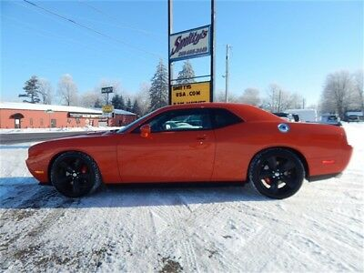 Challenger SRT8 2009 Dodge Challenger SRT8 6 Speed Manual Navigation Sunroof Hemi 6.1 Liter Wow!