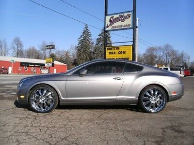 Continental GT Coupe 2005 Bentley Continental GT Coupe V12 AWD Navigation Immaculate Loaded Low Miles