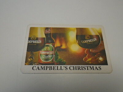 Sous - Bock    Campbell's  Christmas