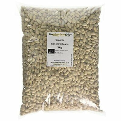 Buy Whole Foods Organic Cannellini Beans 3 Kg