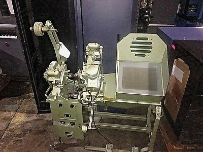Vintage Moviola Preview Series  35mm Editor Excellent shape fully serviced!