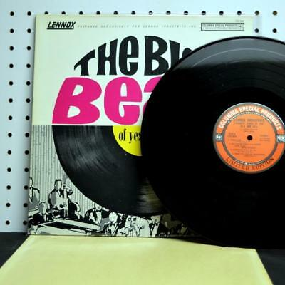 """VARIOUS JAZZ ARTISTS The Big Beat of Yesterday 12"""" Vinyl LP CSP LIMITED EDITION"""