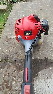 Robin nb2001a petrol strimmer ultralight to use.