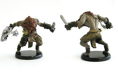 D&D Icons of the Realms - #016 Gnoll Flesh Gnawer - Monster Menagerie 3