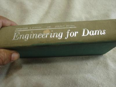 Engineering for dams