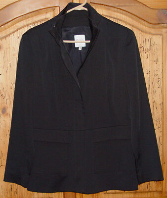 Striking LA City PARIS L A City PARIS Black Jacket Size 3 European Medium?