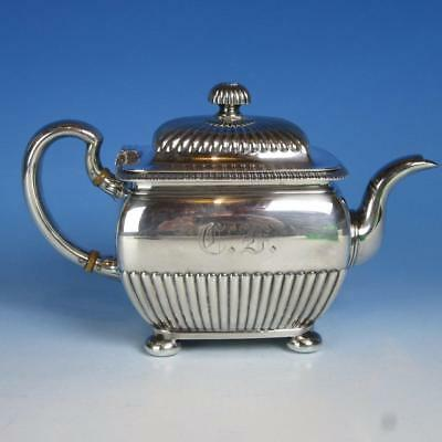 Tiffany & Co - Silverplate Silver-Soldered-EP - 8761 112 2 Pint Teapot Kettle