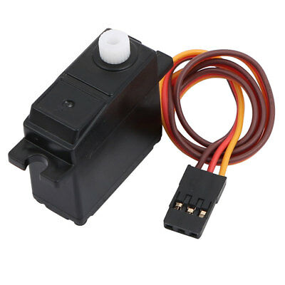 Black Insulation Housing Mini ES3103E Servo Motor for RC Robot Holicopter Toy