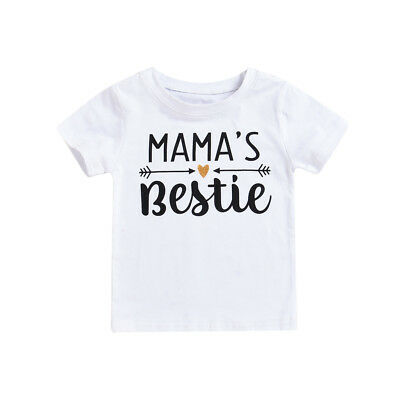 Summer Kids Baby Boys Girls Clothes T-shirt Child Toddler Boy Girl Tops T-shirts
