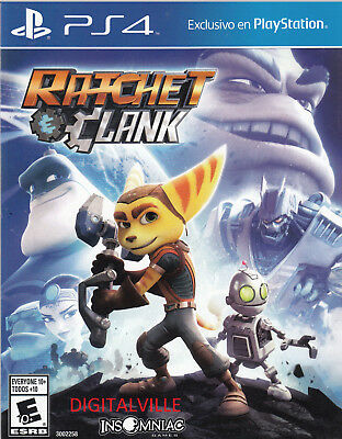 Ratchet and Clank PS4 Sony PlayStation 4 Brand New