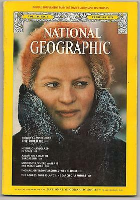 national geographic-FEB 1976-OB RIVER.