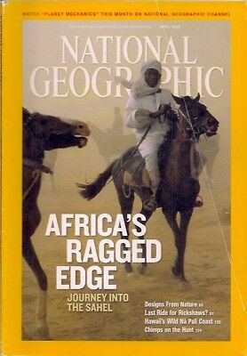 national geographic-APR 2008-THE SAHEL.