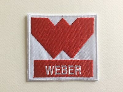 A156 // Ecusson Patch Aufnaher Toppa / Neuf / Weber / 7.5*7 Cm