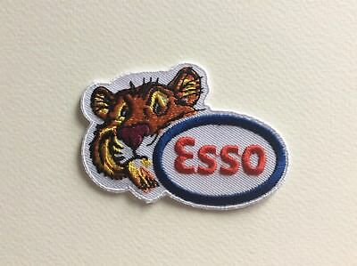 A115 // Ecusson Patch Aufnaher Toppa / Neuf / Esso Tigre / 8*5.5 Cm