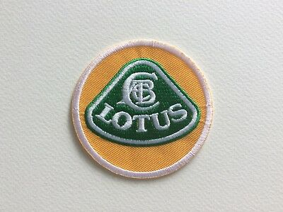 A081 // Ecusson Patch Aufnaher Toppa / Neuf / Lotus / 8 Cm