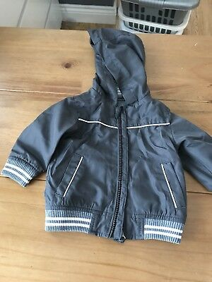 Baby Boys Jacket 0-3months Used