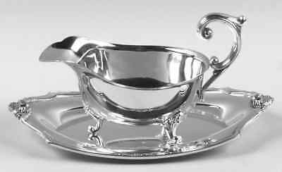 International ETERNALLY YOURS Silverplate Gravy Boat S1946511G2