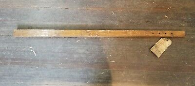 Herschel M393 Wooden Pitman Fits McCormick For No.4 & No.6 Mowers MB-1387-D4F