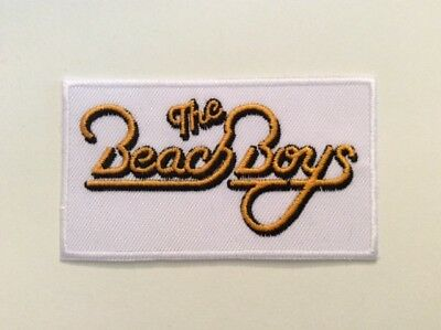 M252 // ECUSSON PATCH AUFNAHER TOPPA / NEUF / BEACH BOYS 8*4,5 cm