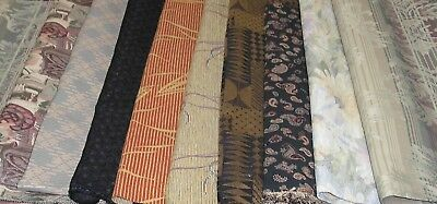 Sample Piece of Upholstery Fabrics *Various Patterns*