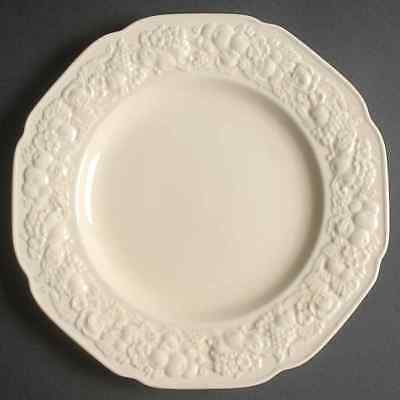 Crown Ducal FLORENTINE DARK CREAM Luncheon Plate 92450