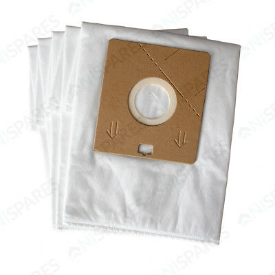 Nilfisk Bravo, Action & Sprint Compatible Vacuum Cleaner Hoover Dust Bags 5 Pack