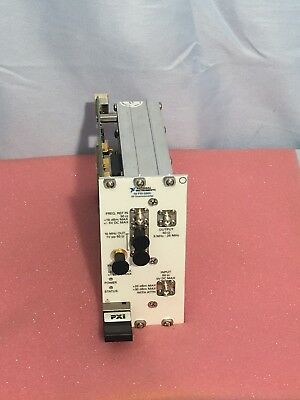 National Instruments NI PXI-5600 RF 2,7GHz Downconverter 9kHz-2.7GHz