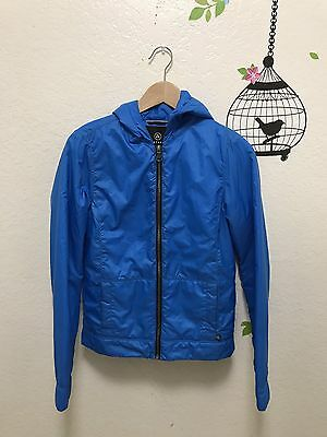 Aether Blue Space Hoodie Zip Jacket Shelter Size 1