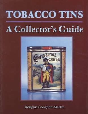 Vintage Tobacco Tins Collector REFERENCE Over 1,500 Shown w Prices