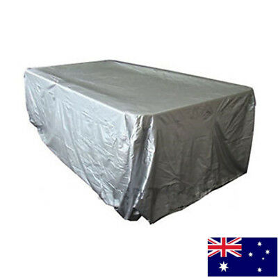AU Full Length Billiard Pool Table Cover Waterproof Dust-proof Snooker Protector