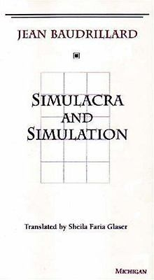 Simulacra and Simulation (Paperback or Softback)