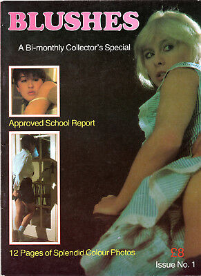BLUSHES No.1:Published by Broadway Publishing, London ca.1980's