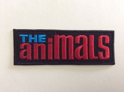 M277 // Ecusson Patch Aufnaher Toppa / Neuf / The Animals 10*3,5 Cm