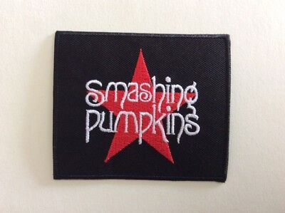 M278 // Ecusson Patch Aufnaher Toppa / Neuf / Smashing Pumpkins 8*6,5 Cm