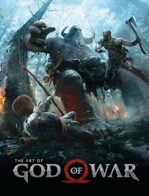 The Art Of God Of War by Sony Computer Entertainment 9781506705743