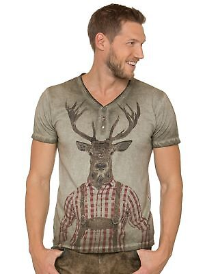 Stockerpoint Traditional Costume T-Shirt More Sand
