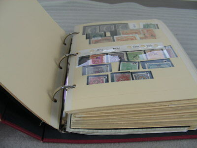BULGARIA, Excellent Accumulation of Stamps in stock sheets
