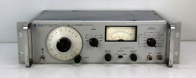 HEWLETT-PACKARD HP 652A Test Oscillator 10Hz - 10MHz